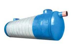 Бензомаслоотделитель с интегрированным пескоуловителем